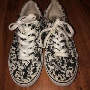 Disney Mickey Mouse Shoes